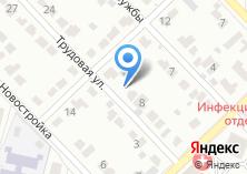 Компания «Элит Фиш» на карте
