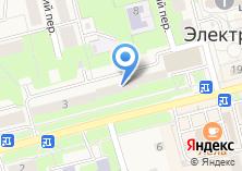 Компания «Русмикрофинанс» на карте