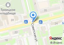 Компания «Такси Мираж - заказ такси» на карте