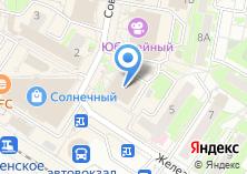 Компания «Аттик Окна» на карте