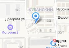 Компания «Строящийся жилой дом по ул. Дозорная (Южный)» на карте