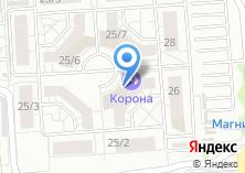 Компания «GreenHat» на карте