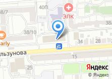 Компания «Рюмочная» на карте