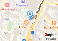 Компания «Матрешка» на карте