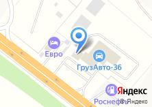 Компания «Большегруз» на карте