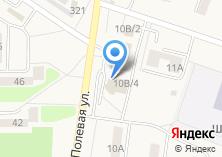 Компания «Строящееся административное здание по ул. Полевая (Новая Усмань)» на карте