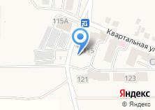 Компания «На Квартальной» на карте