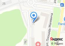 Компания «Инстеп» на карте