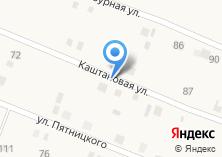 Компания «Новоусманский плодопитомник» на карте