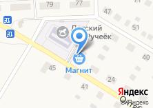 Компания «Приятель» на карте