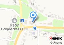 Компания «Орловское сельское поселение» на карте