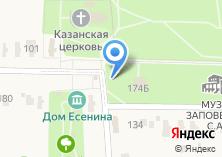 Компания «Часовня в честь Святого Духа» на карте
