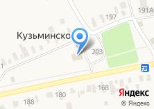 Компания «Есенинский» на карте