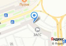Компания «Вердикт.29» на карте