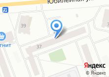 Компания «Маэстро-М» на карте