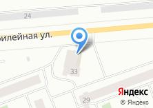 Компания «Ю33» на карте