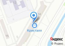 Компания «Ювелирный» на карте