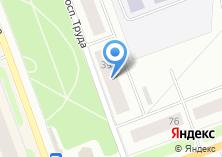 Компания «Кондитерские изделия от Машенькиной» на карте