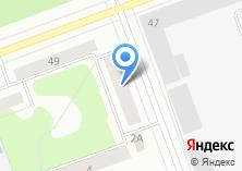 Компания «Здоровье СМУП» на карте