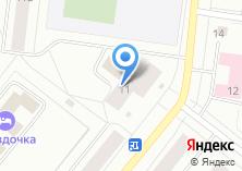 Компания «Банкомат БАНК СГБ» на карте