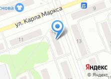 Компания «Почтовое отделение связи №10» на карте