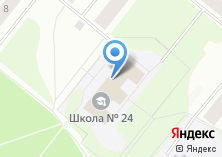 Компания «Ионит-телеком» на карте