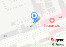 Компания «Военно-морской клинический госпиталь Министерства обороны РФ» на карте