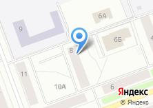 Компания «Строй Групп» на карте