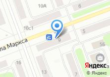 Компания «Flynow» на карте