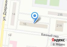 Компания «Молочная кухня» на карте
