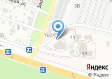 Компания «Строящееся административное здание по ул. Промышленная (Янтарный)» на карте