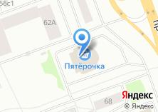 Компания «Строящееся административное здание по ул. Труда проспект» на карте