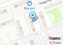 Компания «ГрандАвто Архангельск» на карте