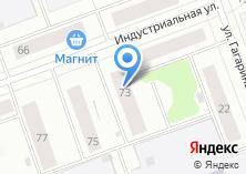 Компания «КапиталМонтажСтрой» на карте