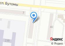 Компания «АЛВИЗ» на карте