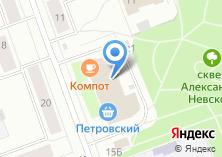 Компания «Гарант+» на карте