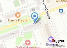 Компания «Росзайм» на карте