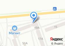 Компания «ЖКХ-Норд» на карте