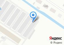 Компания «Автостекло29» на карте