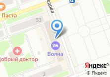 Компания «АКБ МосОблБанк Архангельский филиал» на карте