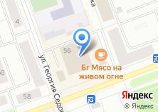 Компания «Элита-окна» на карте