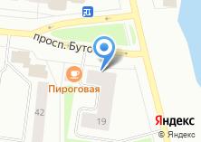 Компания «Autozip» на карте