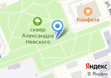 Компания «Часовня Благоверного князя Александра Невского» на карте