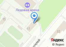 Компания «Беломорец» на карте