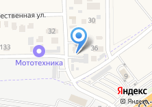 Компания «МастерГаз» на карте