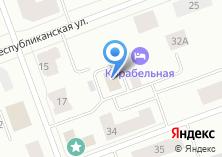 Компания «Адмикс» на карте