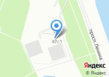 Компания «Авто Империя» на карте