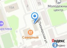 Компания «РДМ-Сервис» на карте
