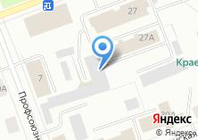Компания «25часов+» на карте