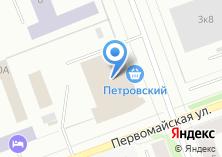 Компания «Диван Диванов» на карте
